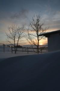 Isländsk väder...