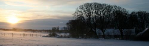 Vinter på Kullaberg